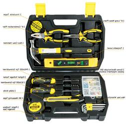 116-Piece Homeowner General Portable Repair Hand Tools Kit w