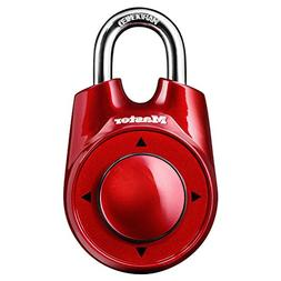 Master Lock 1500iD Speed Dial Combination Lock, Assorted Col