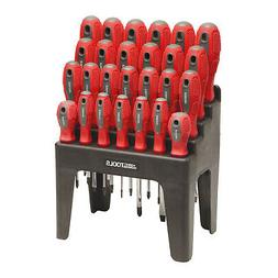 Great Working Tools 26 Piece Screwdriver Set - Magnetic Stee