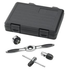 GearWrench 3880 Tap and Die Ratcheting Wrench 5 Piece Drive