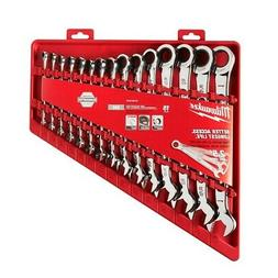 Milwaukee 48-22-9416 15-Piece SAE Ratcheting Combination Wre