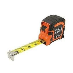 Tape Measure, 25-Foot Double Hook Magnetic with Finger Brake