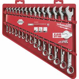 Milwaukee 48-22-9415 15pc Combination Wrench Set - SAE New
