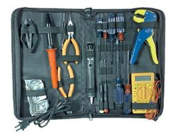 NEW 25pc Electronic Tool Set Electrician Kit Electrical tool