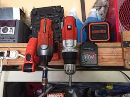 Black and Decker 20v tool Wall Mount