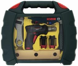 bosch toy tool set drill worker case