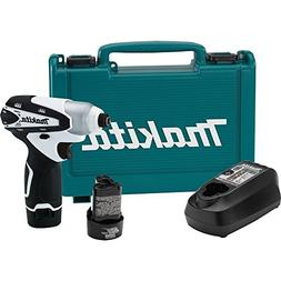 Makita DT01ZW 12V MAX Cordless Lithium-Ion 1/4 in. Hex Impac