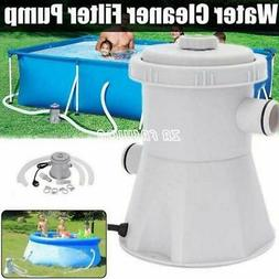 electric swimming pool filter pump for above