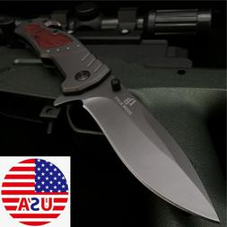 Folding Knife Survival Camping Tactical Knives Outdoor Quick