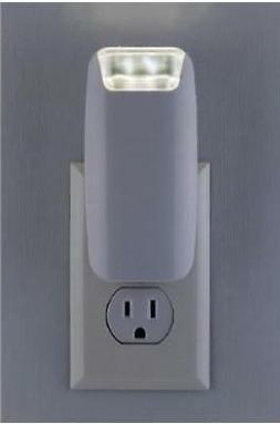 GE Power Failure Emergency Light and Night Light Automation
