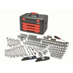 KD Tools KDT 80942 239-Piece SAE/Metric Socket and Ratchet S