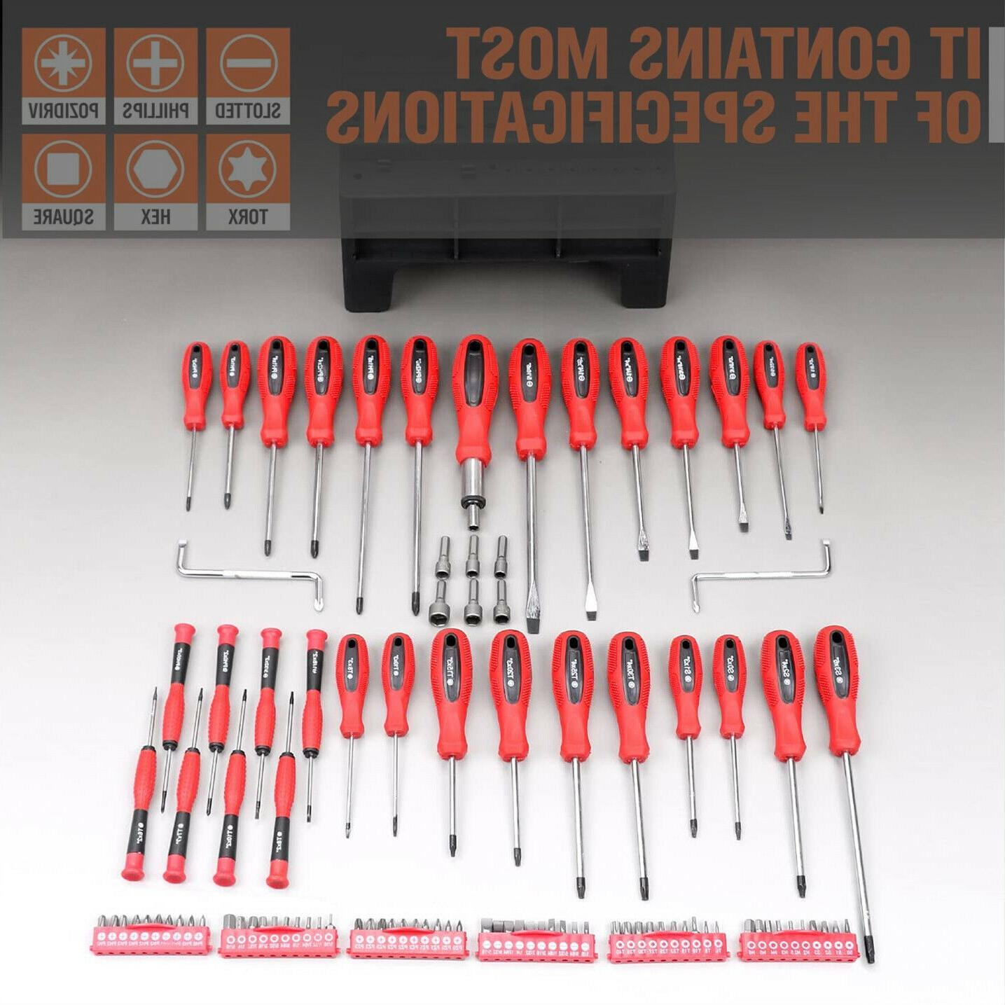 100-Piece with Tools for