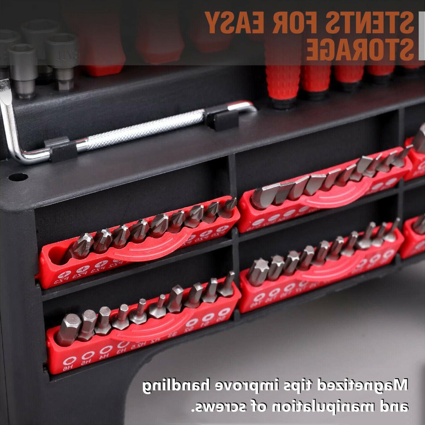 100-Piece Set with Tools