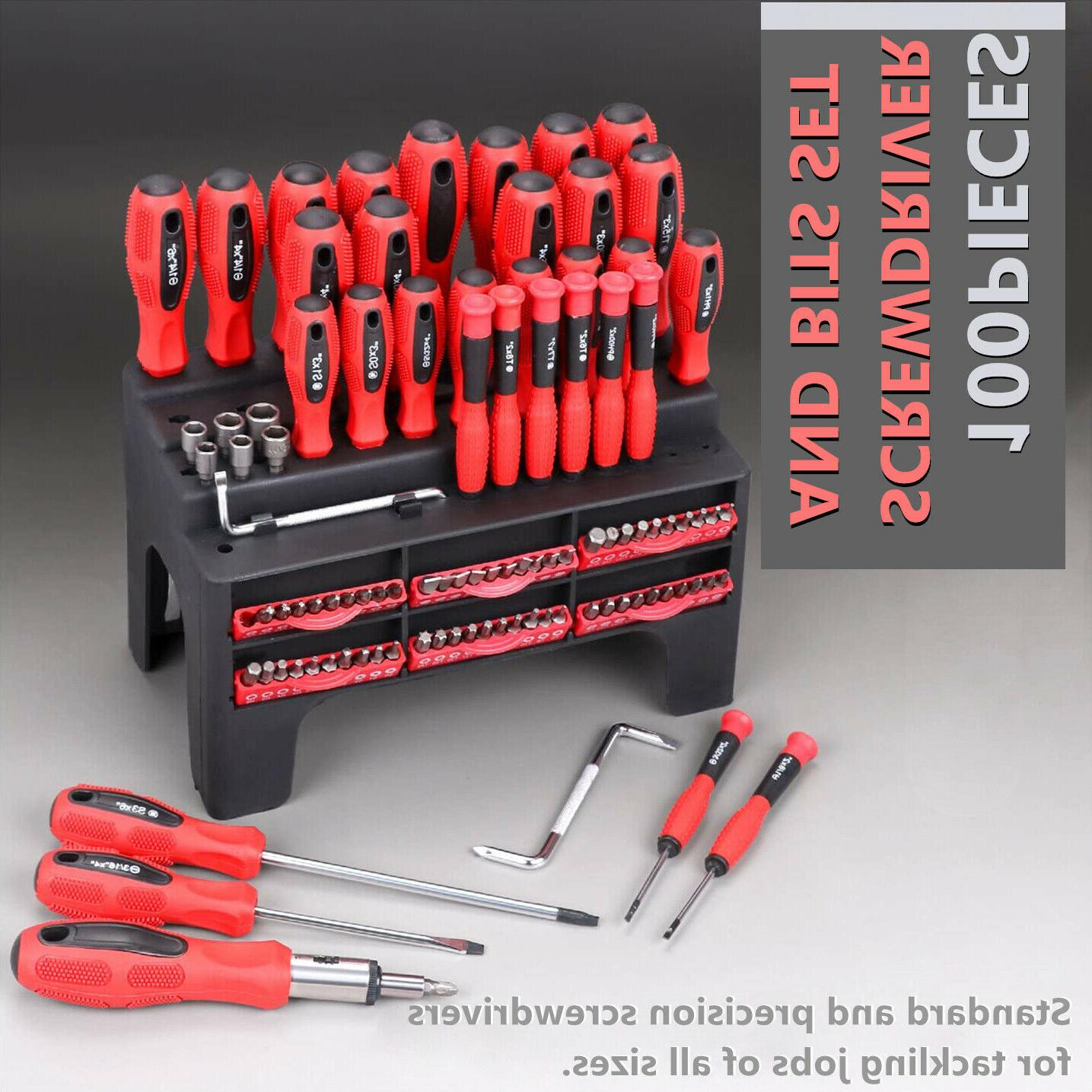 100-Piece Magnetic with Plastic Best Tools for Men
