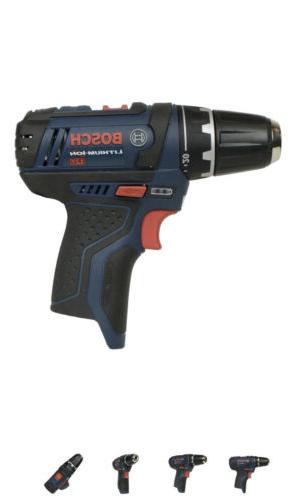 Bosch 12-Volt Max 3/8-in Variable Speed Cordless Drill
