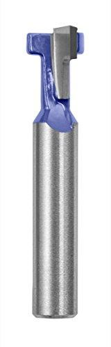 """Irwin Tools 1900989 Marples Keyhole Router Bit with 3/8"""" Dia"""