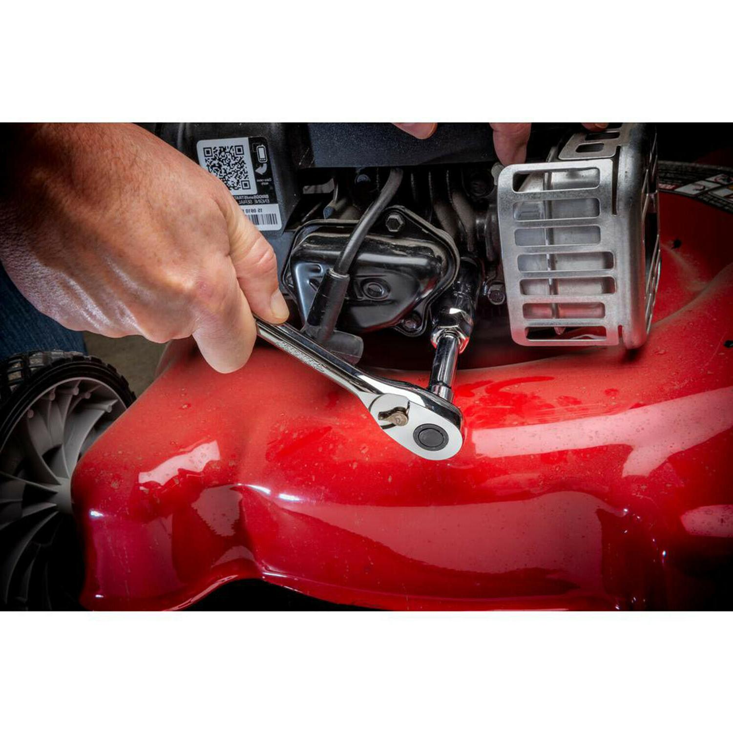 HUSKY 270-PIECE TOOL Metric Sockets Wrenches Ratchets