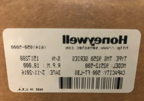 HONEYWELL 92512-500 System TMS-9250 TMS Kit