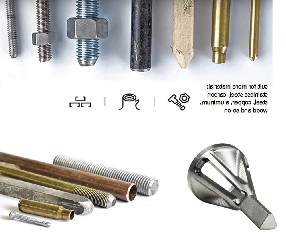 Deburring External Bit Remove Stainless Steel