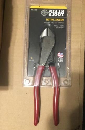 Klein Tools 8 in. Diagonal Cutting Pliers