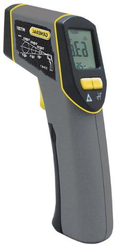 General Tools IRT207 Heat Seeker 8:1 Mid-Range Infrared Ther