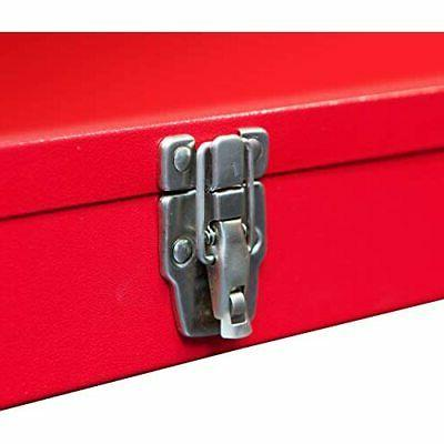 Small Red Heavy Metal Storage 16