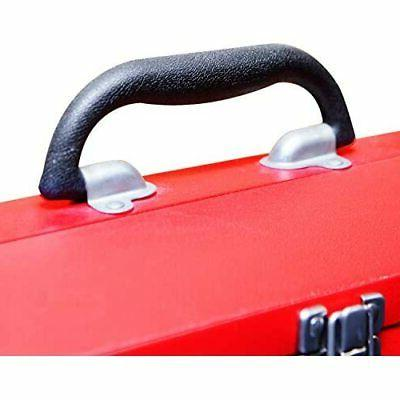 Small Red Heavy Metal Storage Parts Tools