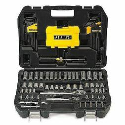 DEWALT Mechanics Tools Kit and Socket Set, 108-Piece DWMT738