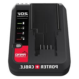 PORTER-CABLE PCC692L 20V MAX Lithium Ion Charger