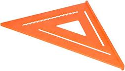 IRWIN Tools Rafter Square, Hi-Vis, 12-Inch