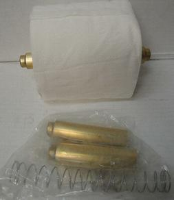 2 pc Toilet Paper Roll Bathroom Tissue Replacement Holder Sp