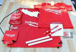 tools authentic swag pack 12 items including