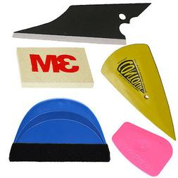 Vinyl Tint & Wrap Tool 3M Wool Squeegee/ Lil Chizler/Smart C