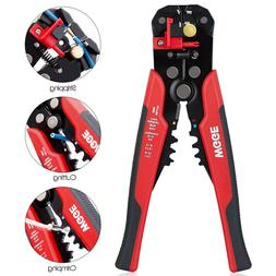 Wire And Cable Stripper Ultimate Self Adjusting Cutter Tool